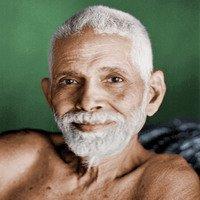Ramana Maharshi Portrait